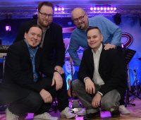 Det blev en toppenkväll till Finlands-Svenska dansbandet Tommys i Påryd-Parken 7 dec